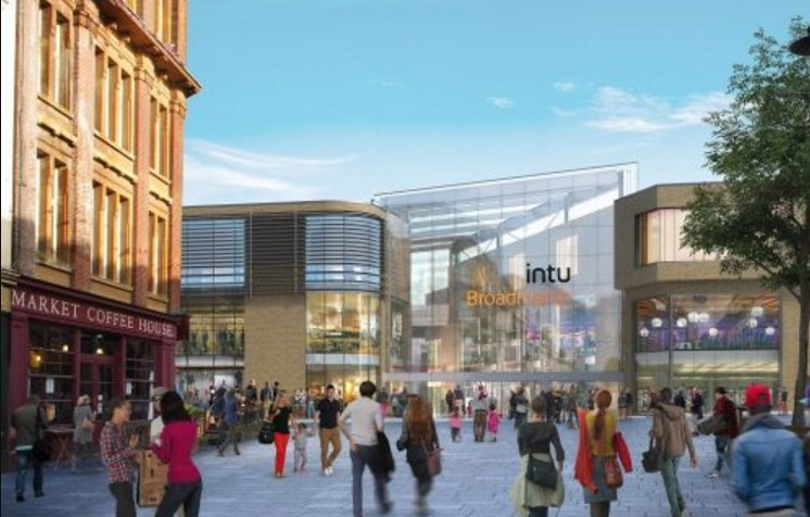 Hammerson and Intu strike £3.4bn deal