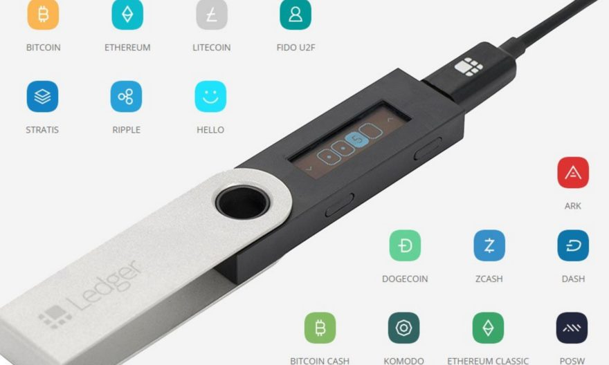 Buy Ledger Nano S