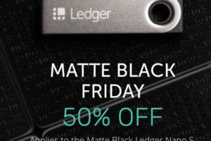 Ledger Nano S Discount code