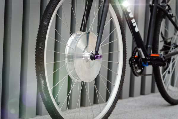 ndiegogo Introduces Taiwan Company E-Rim Technology For Global Cycle Users!